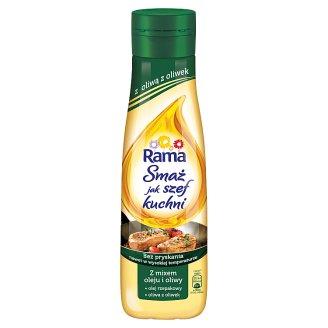 Rama Smaż jak szef kuchni Z mixem oleju i oliwy 500 ml
