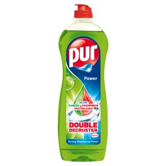 Pur Power Apple Dishwashing Liquid 900 ml