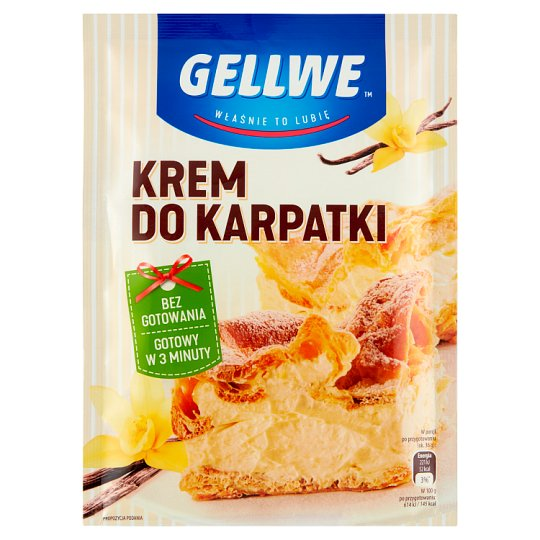 Gellwe Krem do karpatki 145 g