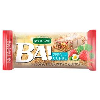 Bakalland Ba! 5 Cereal & Cherry with Amaranth Bar 30 g