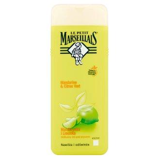 Le Petit Marseillais Mandarynka i Limonka Delikatny żel pod prysznic 400 ml