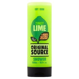 Original Source Lime Shower Gel 500 ml