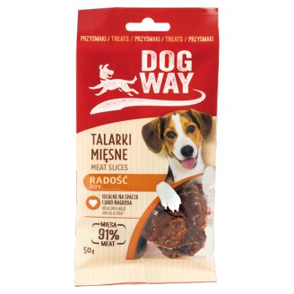 Dogway Joy Meat Slices Delicacy for Dog 50 g