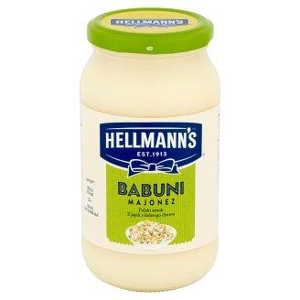 Hellmann's Babuni Mayonnaise 420 ml