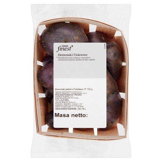 Tesco Finest Ziemniaki fioletowe 750 g