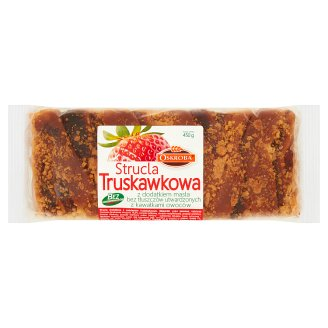 Oskroba Strawberry Strudel 450 g