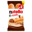 Nutella B-ready Wafer with Nuts Cocoa and Crisps 44 g (2 x 22 g)