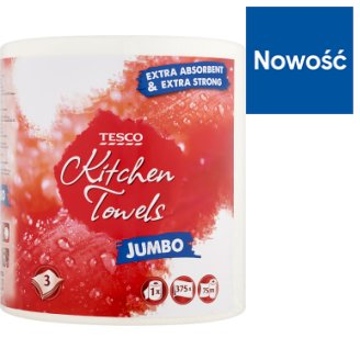 Tesco Jumbo Kitchen Towels