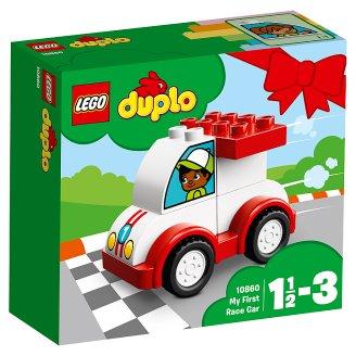 LEGO Duplo My First Moja pierwsza wyścigówka 10860