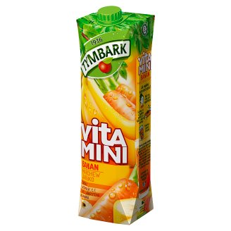 Tymbark Vitamini Banana Carrot Apple Juice 1 L