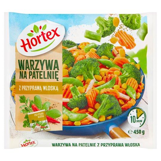 Hortex Stir-fry Vegetables with Italian Seasoning 450 g