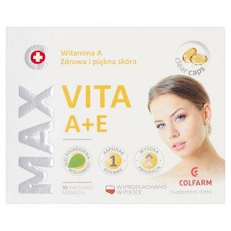 Colfarm Max Vita A+E Suplement diety 4 g (30 sztuk)