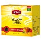 Lipton Yellow Label Herbata czarna granulowana 100 g