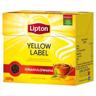 Lipton Yellow Label Granulated Black Tea 100 g