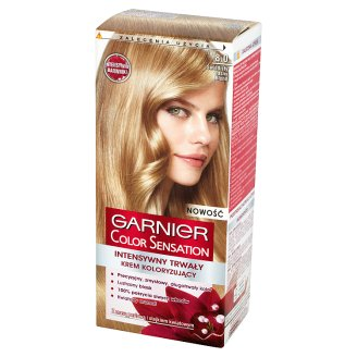 Garnier Color Sensation 8.0 Bright Light Blonde Coloring Cream