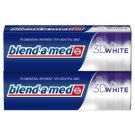 Blend-A-Med 3D White Toothpaste 2 x 75 ml