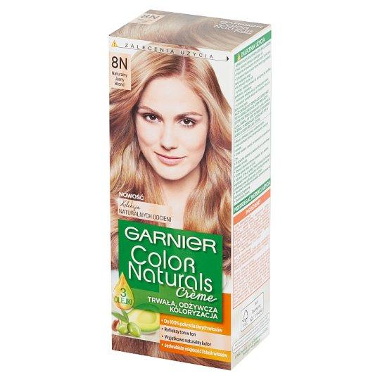 Garnier Color Naturals Creme Farba do włosów naturalny jasny blond 8N