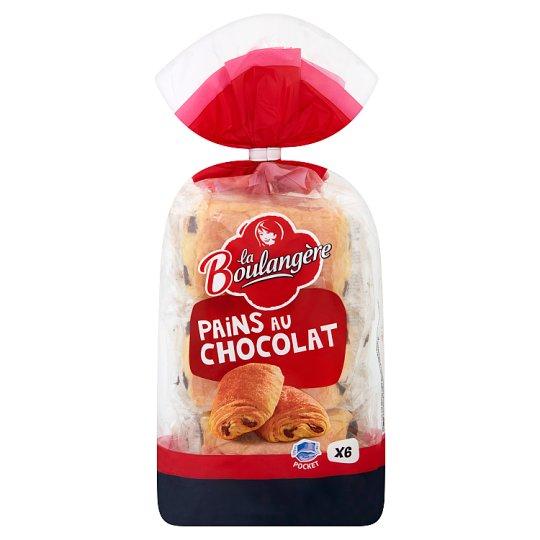 La Boulangère Bułki z czekoladą 270 g (6 sztuk)
