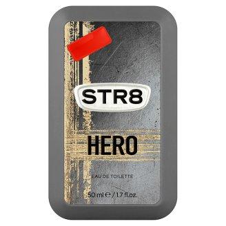 STR8 Hero Woda toaletowa w sprayu 50 ml