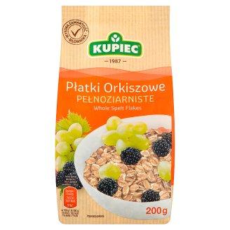 Kupiec Whole Spelt Flakes 200 g