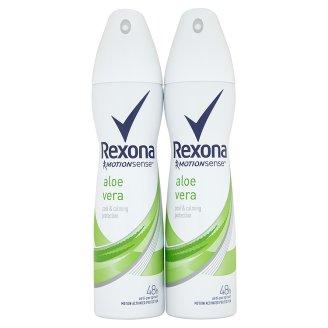 Rexona Aloe Vera Anti-Perspirant 2 x 150 ml