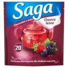 Saga Forest Fruits Flavour Fruit Tea 34 g (20 Tea Bags)