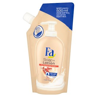 Fa Fa Soap + Lotion Pomegranate Scent Soap 500 ml