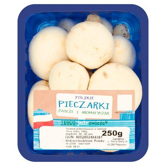 Tesco Polish Champignons 250 g