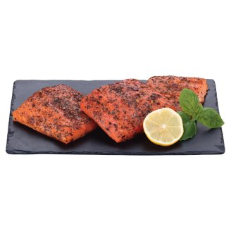 Tesco Smoked Salmon Fillet