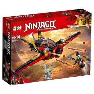 LEGO Ninjago Skrzydło przeznaczenia 70650