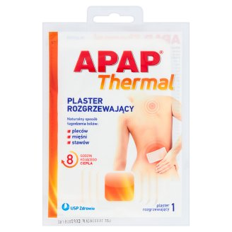 Apap Thermal Warming Plaster