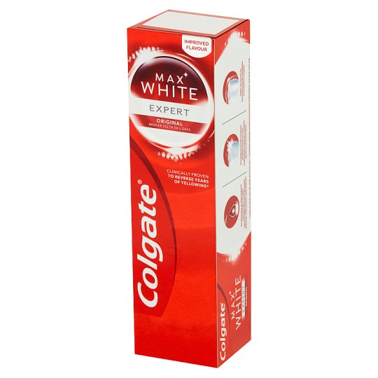 Colgate Max White Expert White Cool Mint Toothpaste 75 ml