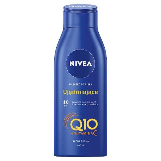 NIVEA Q10 Plus Firming Body Milk Dry Skin 400 ml