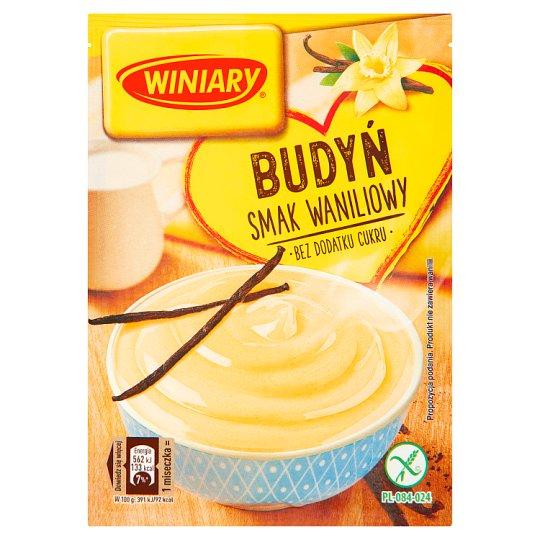 Winiary Vanilla Flavour Sugar Free Pudding 35 g
