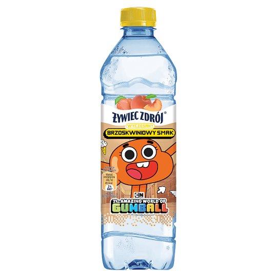 Żywiec Zdrój Ghostly Peach Still Drink 500 ml