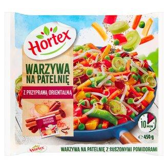 Hortex Stir-fry Vegetables with Oriental Seasoning 450 g
