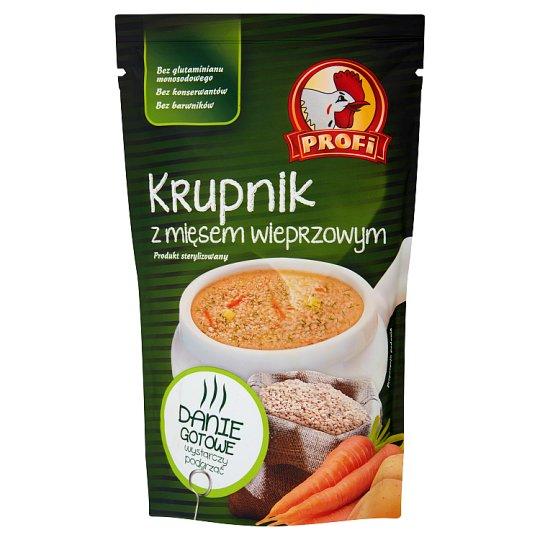 Profi Barley Soup with Pork Meat 450 g