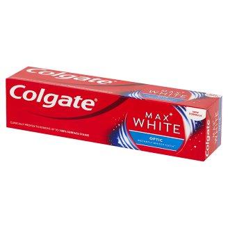 Colgate Max White Optic Fluoride Toothpaste 75 ml