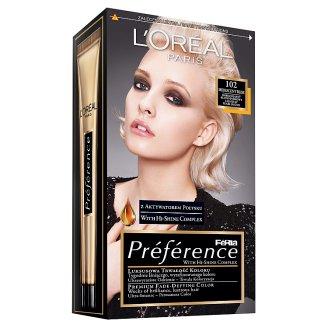 L'Oreal Paris Feria Preference Farba do włosów 102 Iridescent Bliss