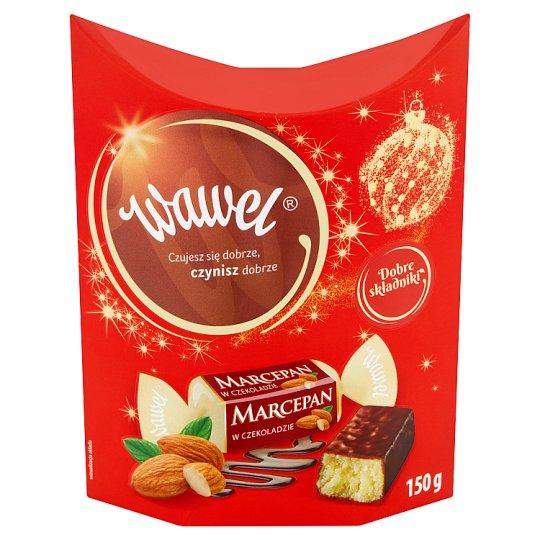 Wawel Marcepan w czekoladzie Cukierki 150 g