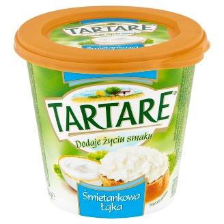 Tartare Creamy Meadow Curd Cheese with Sea Salt 150 g