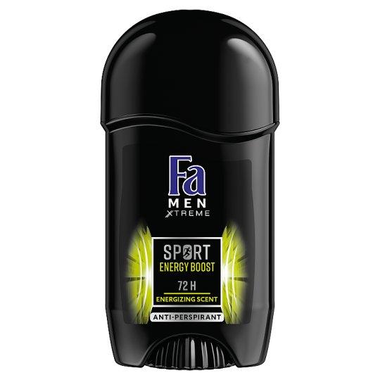 Fa Men Sport Energy Boost Antyperspirant w sztyfcie 50 ml