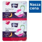 Bella Perfecta Ultra Night Silky Drai Sanitary Pads 14 Pieces