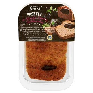 Tesco Finest Baked Pâté with Plum