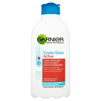 Garnier Czysta Skóra Active Reducing Imperfections Matt Tonic 200 ml