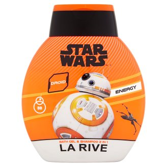 La Rive Star Wars Droid Energy Bath Gel & Shampoo 2 in 1 250 ml