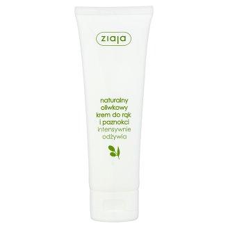 Ziaja Naturalny oliwkowy krem do rąk i paznokci 80 ml