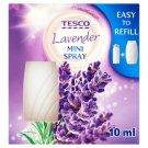 Tesco Lavender Mini odświeżacz powietrza w aerozolu 10 ml