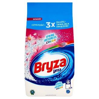 Bryza Lanza Spring Freshness Color Proszek do prania 6 kg (80 prań)
