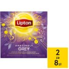Lipton Amazingly Grey Herbata czarna aromatyzowana 38 g (20 torebek)